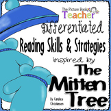 Lots of Activities inspired by The Mitten Tree by Candace Christiansen