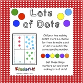 Counting Activities With Lots of Dots