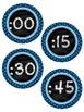 'Lots of Dots' Analog Clock Labels  **FREEBIE**  Back To School