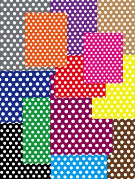 Lots of Dots-- FREE Background Papers for Personal or Commercial Use