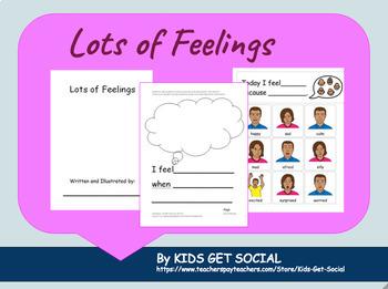 Lots of Feelings Activity