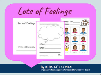 Lots of Feelings Activity