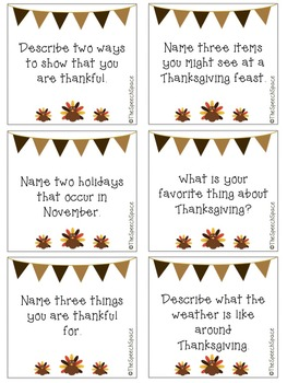 Lots of Language - Thanksgiving Edition