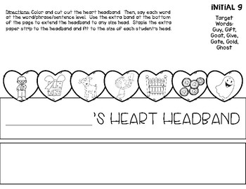 Lots of Love Articulation Headbands