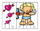 Lots of Love- February Spelling Puzzles