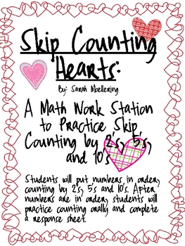 Lots of Love Math and Literacy Stations (Great for Valentine's Day!)