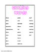 Word List