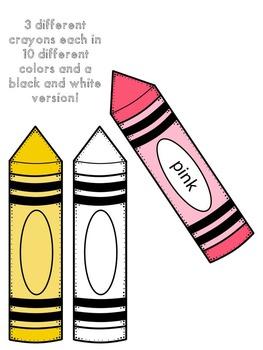 Lots-of-dots- Little Crayons- FREEBIE Clip Art