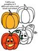 Lots-of-dots- Little Pumpkins- clip art