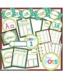 Lotsa Dots Classroom Printable Decorations for Back to School
