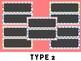 Lotsa Labels - Editable Labels Name Plates: Chalkboard Polka Dots, cards tags