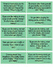 Lottery Conversation Starters and Writing Prompts