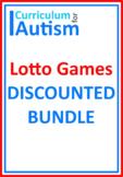 Lotto Games Bundle Autism Turn Taking Social Skills Speech ESL