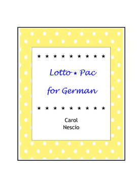 Lotto * Pac For German