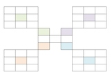 Lotus Diagram Graphic Organiser