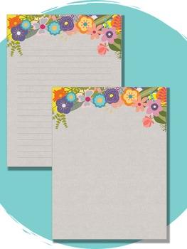Lotus Paper - Fun Florals