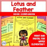 Lotus and Feather Book Companion | Digital and Printable