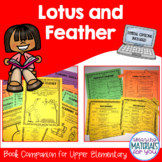 Lotus and Feather Book Companion | Digital and Printable