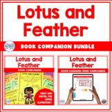 Lotus and Feather Book Companion Mini BUNDLE