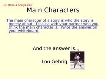 Lou Gehrig; The Luckiest Man