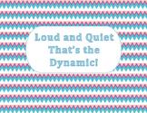 Loud and Quiet Dynamic Unit