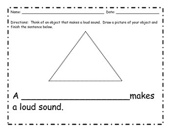 Loud and Quiet Sounds!