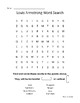 Louis Armstrong Biography, Coloring Page, and Word Search