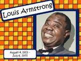 Louis Armstrong: Musician in the Spotlight