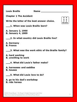 Louis Braille Disability Studies