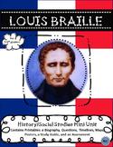 Louis Braille: History/Social Studies Mini Unit
