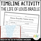 Louis Braille Timeline Hunt