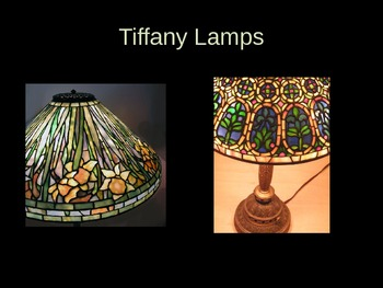 Louis Comfort Tiffany PowerPoint