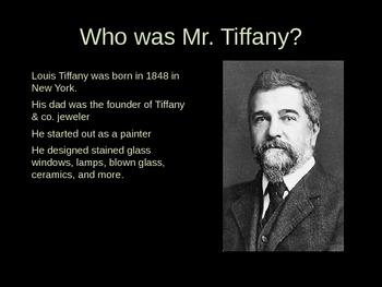 Louis Comfort Tiffany PowerPoint