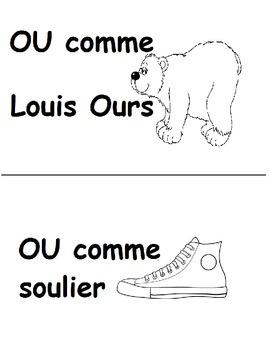 Louis Ours booklet