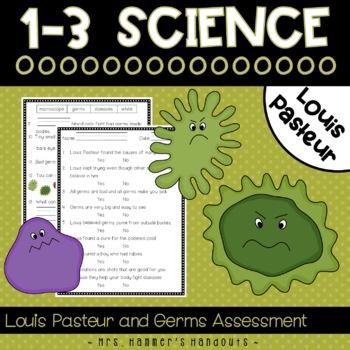 Louis Pasteur Assessment