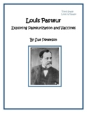 Louis Pasteur - Exploring Pasteurization and Vaccines