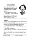 Louis Riel: Hero or Traitor Assignment