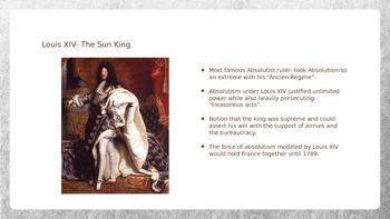 Louis XIV: Sun King