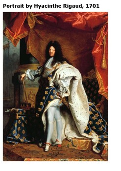 Louis XIV of France Handout with activities