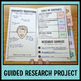 Louisa May Alcott Biography Research Booklet