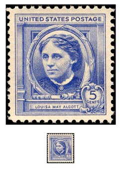 Louisa May Alcott Word Search