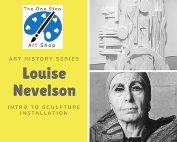 Art History: Louise Nevelson