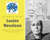 Art History: Louise Nevelson