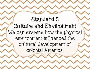 Louisiana 5th Grade Social Studies State Standards