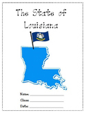 Louisiana A Research Project