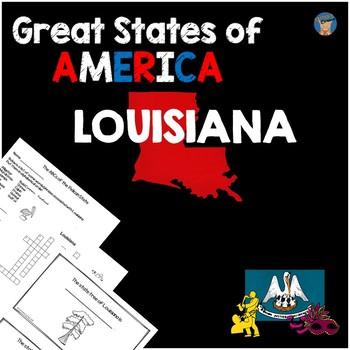 Louisiana Activity Packet