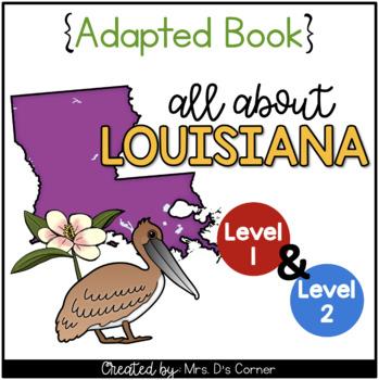 Louisiana Adapted Books (Level 1 and Level 2) | Louisiana State Symbols