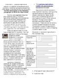Louisiana Agriculture Document Based Task