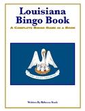 """Louisiana Bingo Book: A Complete Bingo Game in a """"Book"""""""