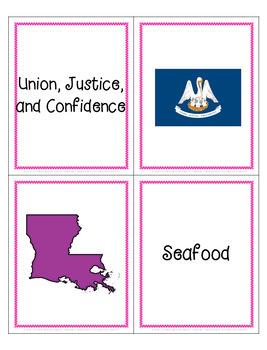 Louisiana Bingo